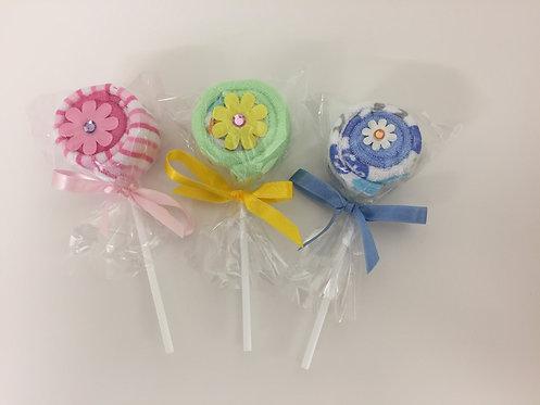 waschtuch lollipop