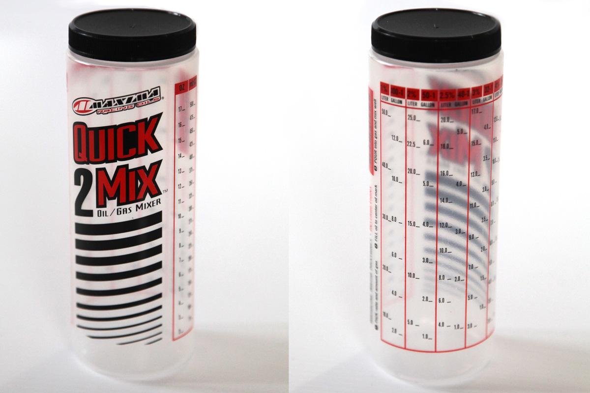 quick 2 mix
