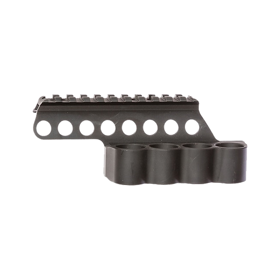 SureShell® Carrier And Rail For Moss 500 (4-Shell, 12-GA, 4½ In)