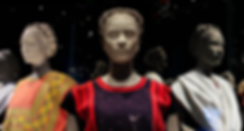 Bespoke, hand-made mannequins by Proportion London for Frida Kahlo: Making Her Self Up at the V&A