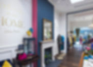 Boden's first store featuring Proportion London mannequins