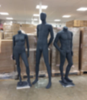 Proportion London Mannequins for National Museum of Scotland