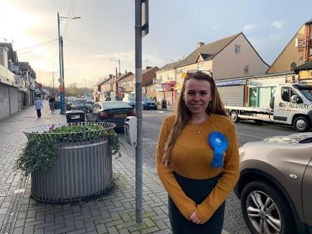 CYW Candidate Profile - Abigail Mainon