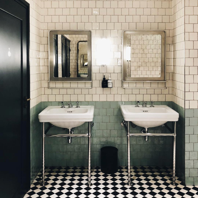 Hoxton Hotel via @mad_about_the_house