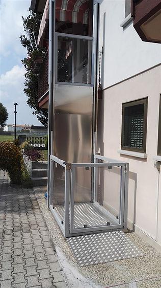 Elevatore aperto per diabili Facilift.jp