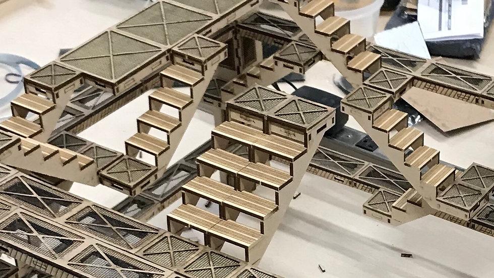modular staircase
