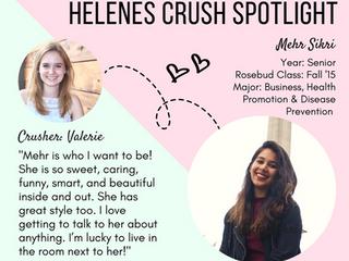 Crush Spotlight: Mehr Sikri