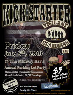 VGVMC Midway Bar Streetfest 2019