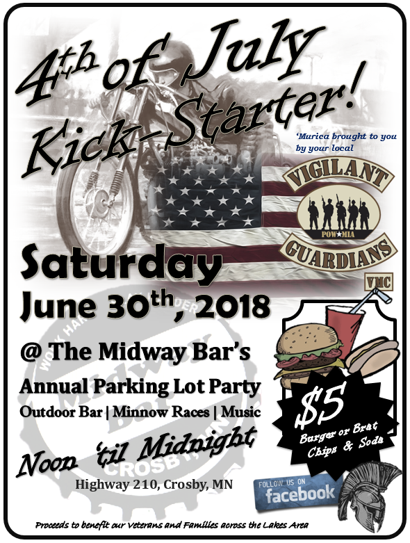 VGVMC Midway Bar Streetfest 2018
