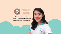 Qualified and Experienced Preschool Educ
