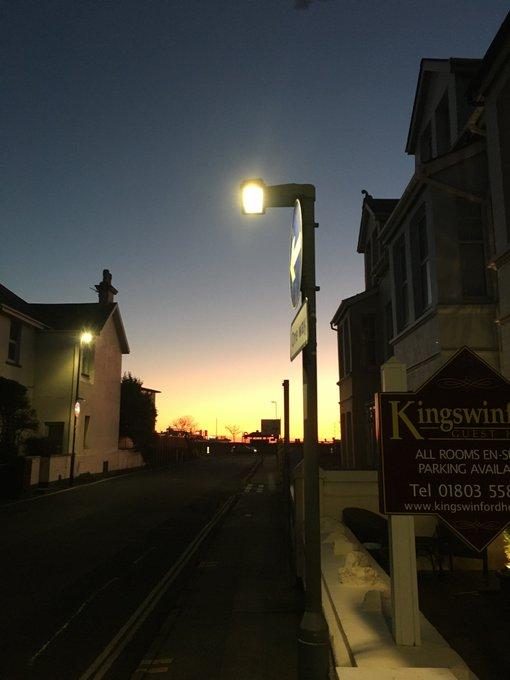 Sunset @ The Kingswinford
