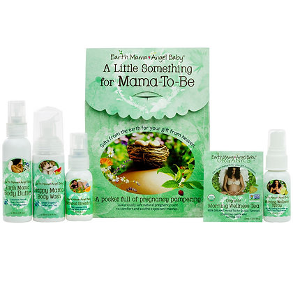 Earth Mama Angel Baby: For Mama-To-Be Gift Set
