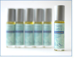 Lusa: Happy Dance for Cranky Days Essential Oil Blend Roll-On