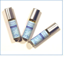 Lusa: Sleeping Potion Essential Oil Blend Roll On