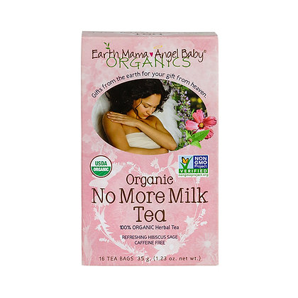 Earth Mama Angel Baby: Organic No More Milk Tea