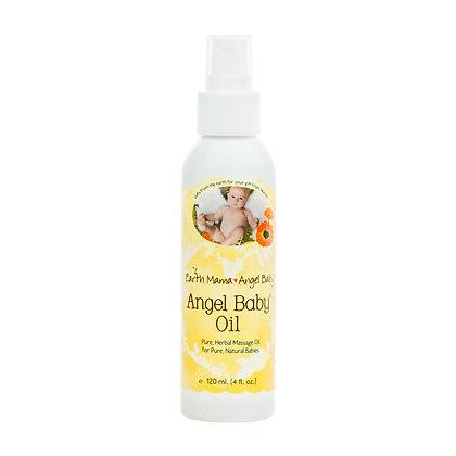 Earth Mama Angel Baby: Angel Baby Oil