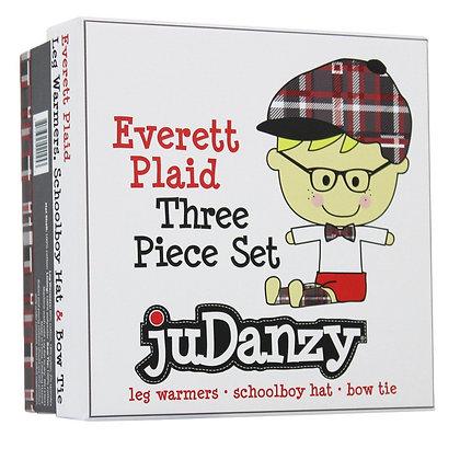 Judanzy: Everett Plaid Gift Set