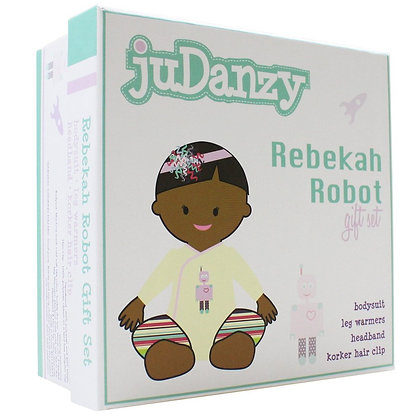 JuDanzy: Rebekah Robot Gift Set
