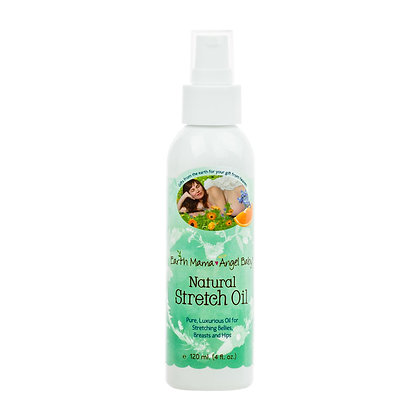 Earth Mama Angel Baby: Natural Stretch Oil