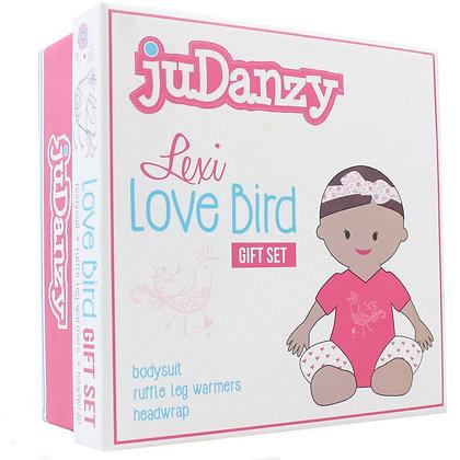 JuDanzy: Lexie Love Bird Gift Set