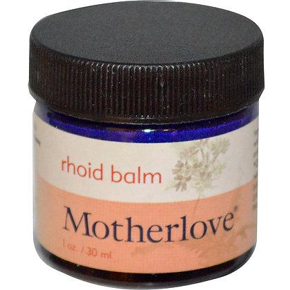 Motherlove: Rhoid Balm