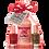 Thumbnail: Piggy Paint: Jingle Nail Rock Natural Nail Polish Gift Set