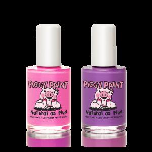 Piggy Paint: Lollipops and Gumdrops Natural Nail Polish Gift Set