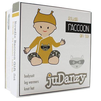 JuDanzy: Rowdie Raccoon Gift Set