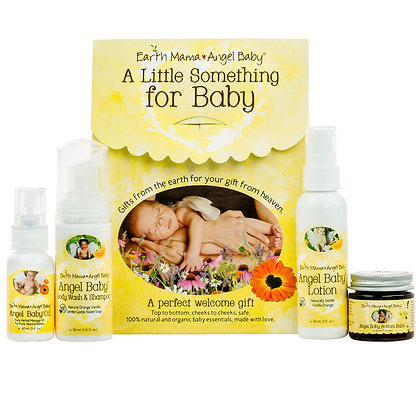 Earth Mama Angel Baby: Something for Baby Gift Set