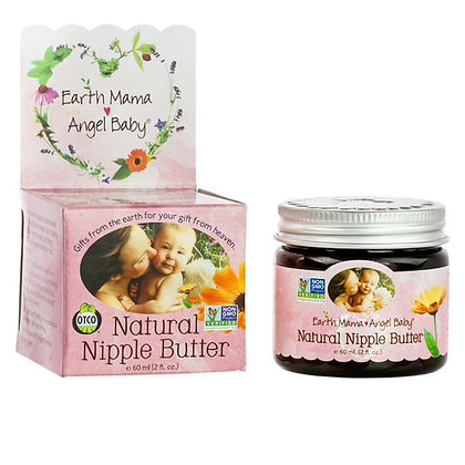 Earth Mama Angel Baby: Natural Nipple Butter