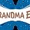 Thumbnail: Grandma El`s: Diaper Rash Ointment Jar