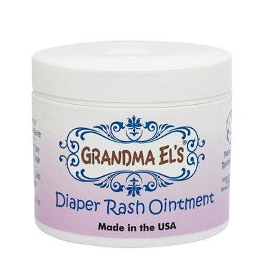 Grandma El`s: Diaper Rash Ointment Jar