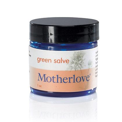 Motherlove: Green Salve