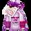 Thumbnail: Piggy Paint: Girls Rule Natural Nail Polish Gift Set