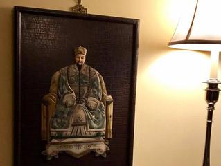 Antique Oriental Plaques