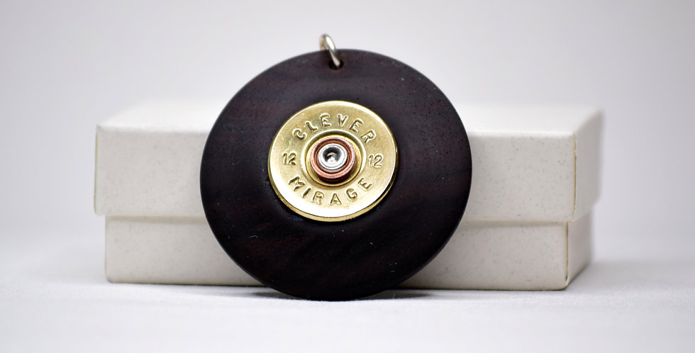 Shotgun Shell Keychain