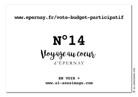Pour réaliser ce projet nous attendons vos votes !