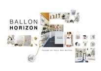MARQUE : Ballon Horizon
