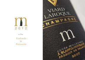 Cuvée M - Milésime 2012