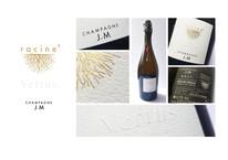 MARQUE : Champagne J.M