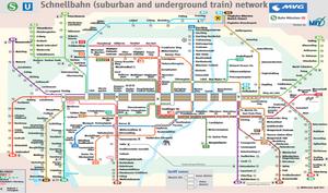 German Routes | Transporte em Munique