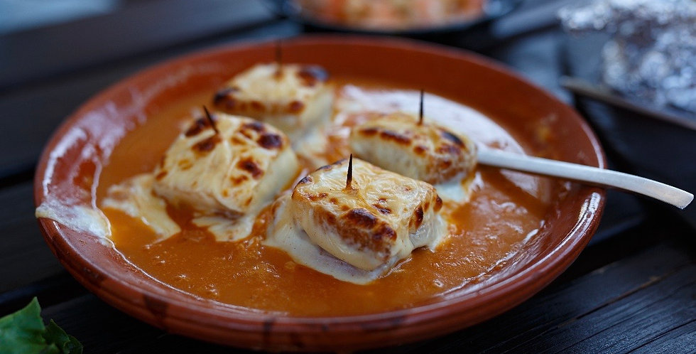 PORTUGAL - Cooking | Francesinha