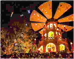 Mercado de Natal Alemanha - Frankfurt