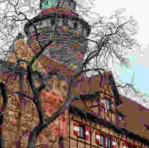 O lindo castelo de Nuremberg   Guia brasileira em Nuremberg