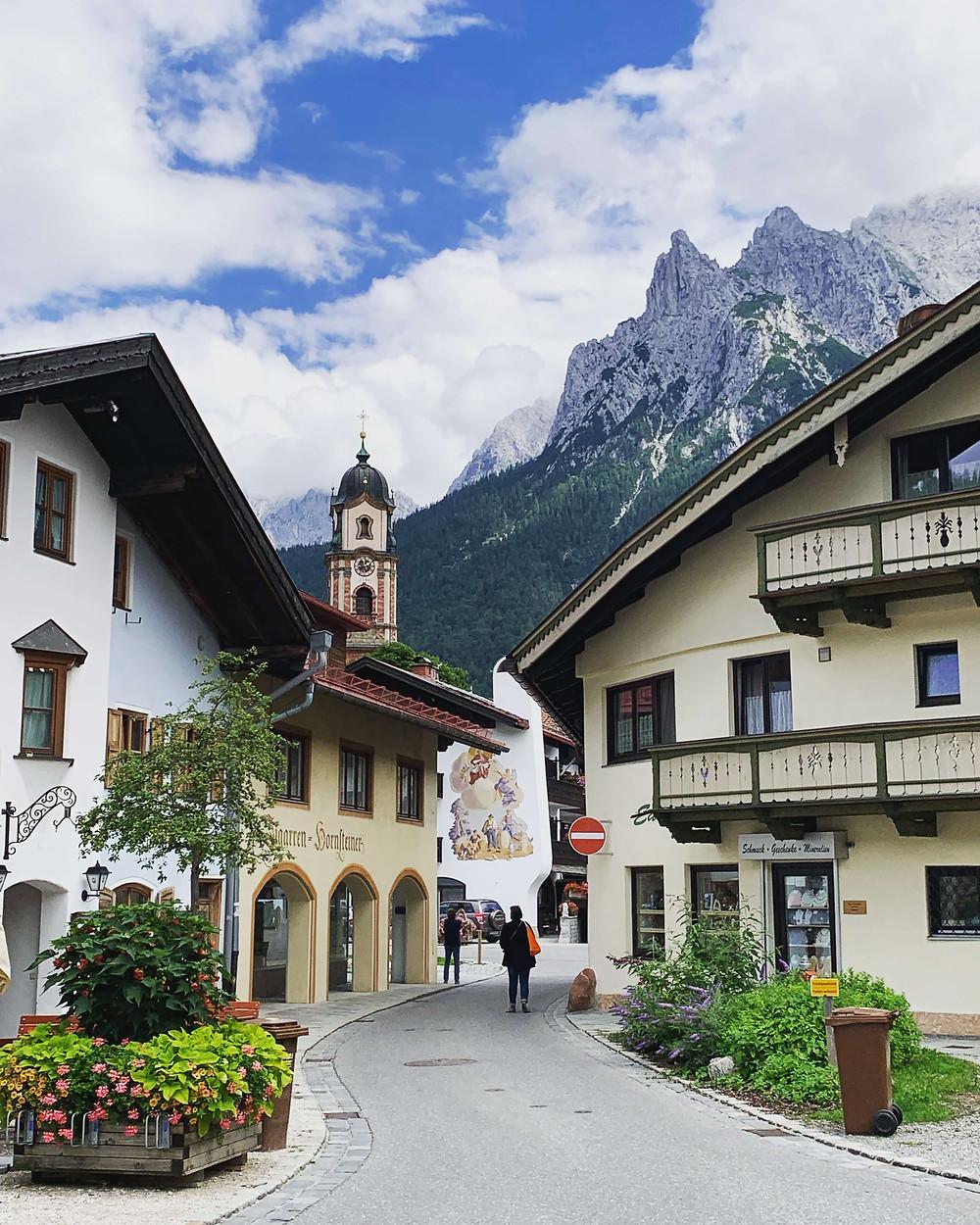 Bate-volta em Munique | Mittenwald