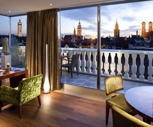 Hotel 5 estrelas em Munique