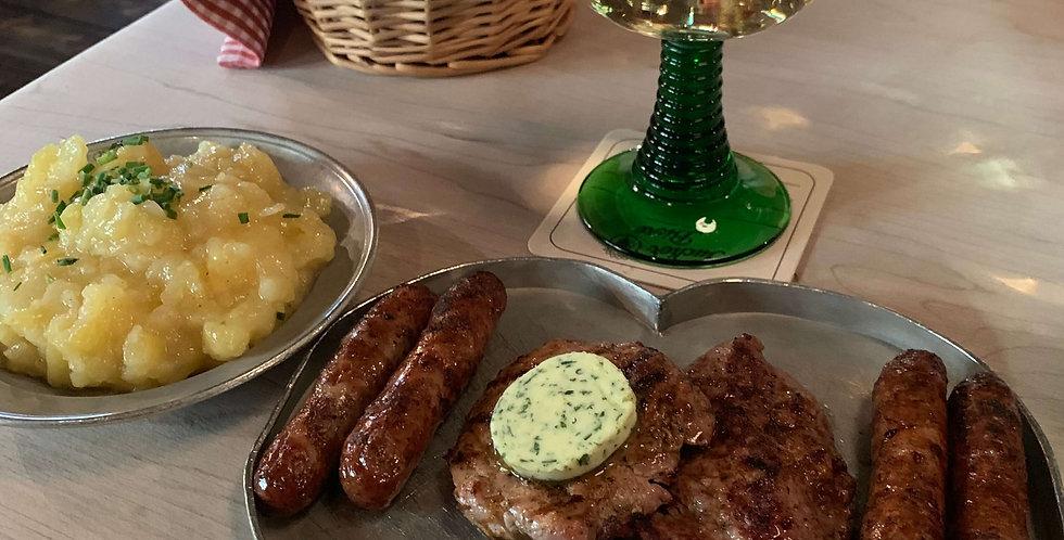 ALEMANHA - NUREMBERG Foodie Tour