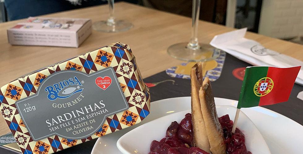 PORTUGAL - Cooking | Sardinhas