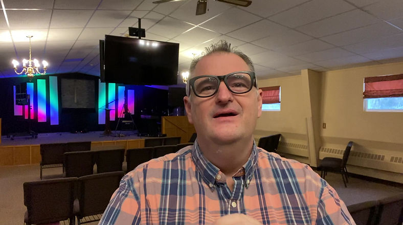 An Easter invitation from Pastor Mike