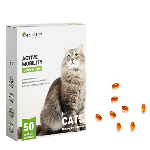 ACTIVE MOBILITY(Joint&Skin) for Cat